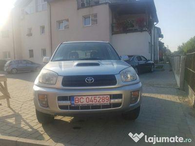 used Toyota RAV4 /2.0 diesel/ 2003