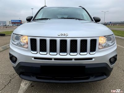 second-hand Jeep Compass 4x4 2.2 CRD 2012