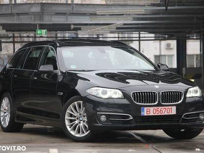 second-hand BMW 520 Seria 5