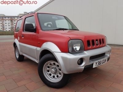 second-hand Suzuki Jimny 2001