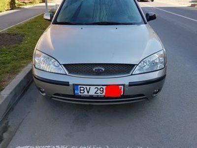 second-hand Ford Mondeo Berlina cu hayon B5Y/CHBB1/Mondeo