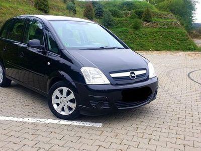 second-hand Opel Meriva B
