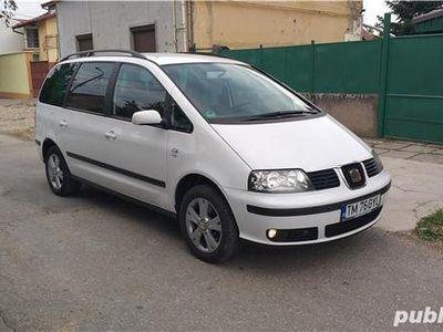 second-hand Seat Alhambra 1,9 TDI Euro 4