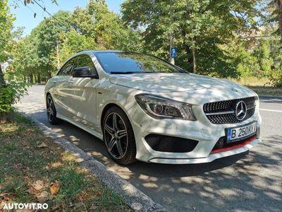 second-hand Mercedes CLA250 CLA