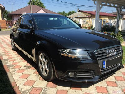 second-hand Audi A4 an 2013 diesel inmatriculat RO