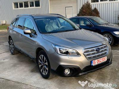 second-hand Subaru Outback 2.0 D, EURO 6, cutie CVT, 4X4, LED, EyeSight