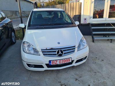 second-hand Mercedes A160