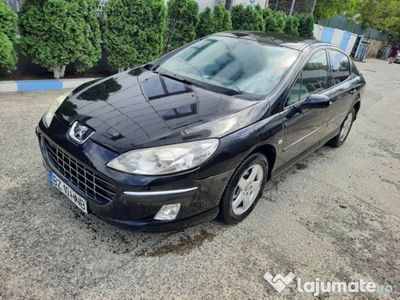 second-hand Peugeot 407 2.0 HDI, 2007, full