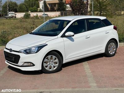 second-hand Hyundai i20