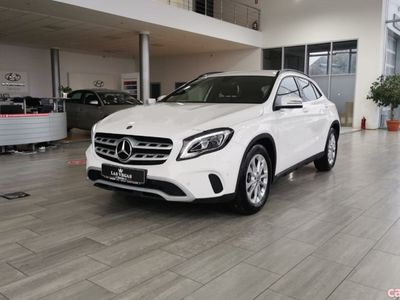 second-hand Mercedes GLA180
