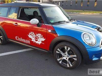 second-hand Mini Clubman