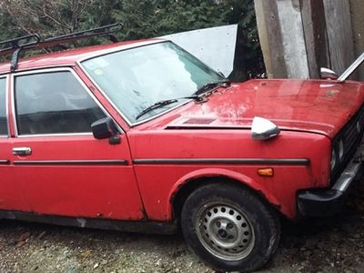 second-hand Fiat 131