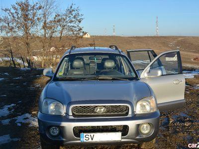 second-hand Hyundai Santa Fe 2.0 Diesel
