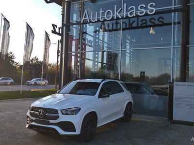 second-hand Mercedes GLE450 AMG 4MATIC