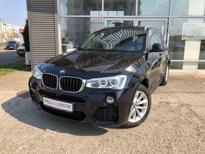 second-hand BMW X3 xDrive20d M Sport Edition