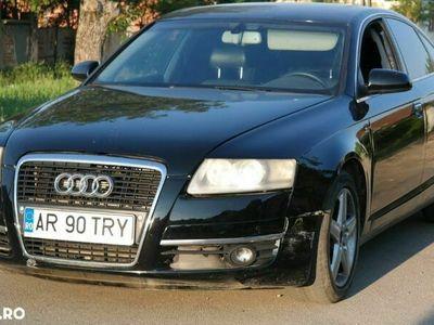 second-hand Audi A6 Quattro 4x4 - an 2005, 3.0 Tdi (Diesel)
