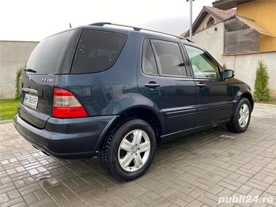 second-hand Mercedes ML270 Clasa ML