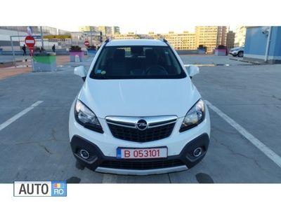 second-hand Opel Mokka 1.6 Diesel 2016