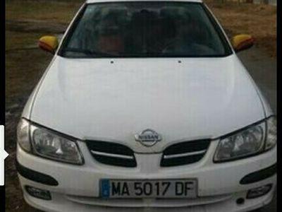 second-hand Nissan Primera diesel 2001
