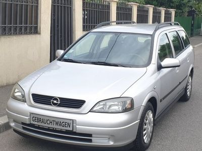 second-hand Opel Astra 2004