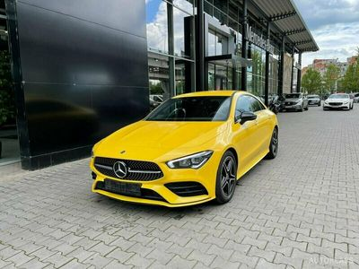 second-hand Mercedes CLA200 Coupe