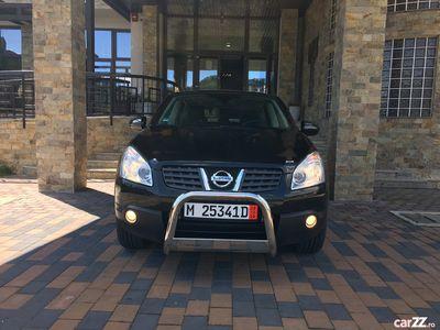 second-hand Nissan Qashqai -4x4- impecabil