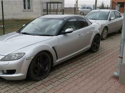 second-hand Mazda RX8