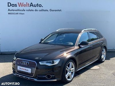 second-hand Audi A6 Allroad 3.0