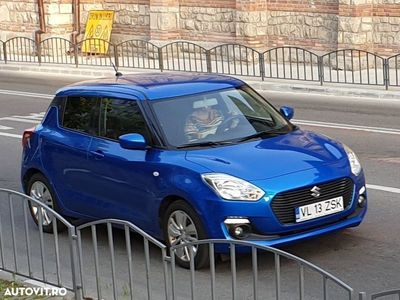 second-hand Suzuki Swift Mk6
