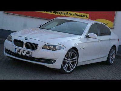 second-hand BMW 520 F10 d - an 2013, 2.0 d (Diesel)