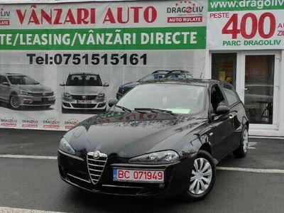 second-hand Alfa Romeo 147 1.6Benzina,2007,Finantare Rate
