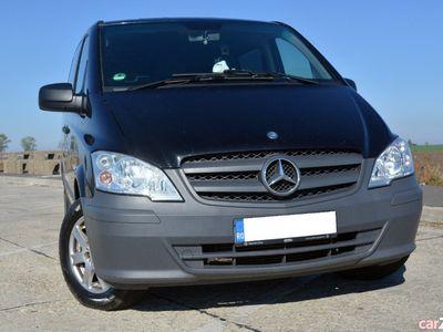 second-hand Mercedes Vito 8+1 W116 CDi 2.2 Diesel 163 Cp 2014 Euro 5