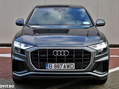 second-hand Audi Q8