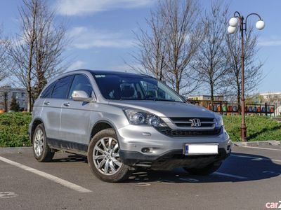 second-hand Honda CR-V 2010, 2.0L, benzina, AT, Executive