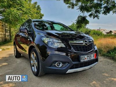second-hand Opel Mokka 1.4 TURBO 4×4 2013, Adusa recent