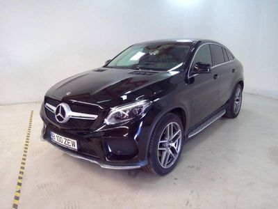 second-hand Mercedes GLE350 GLED 4m Coupe