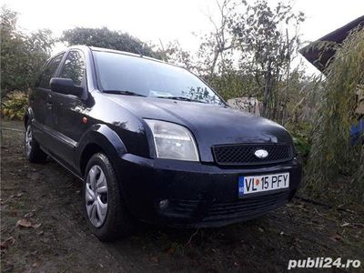 second-hand Ford Fusion 1.6