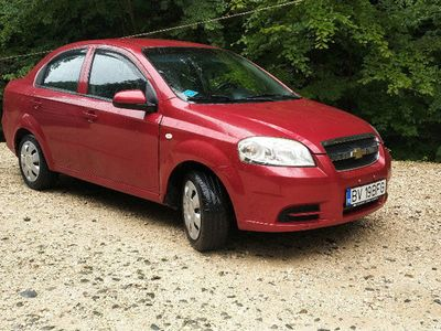 second-hand Chevrolet Aveo gpl