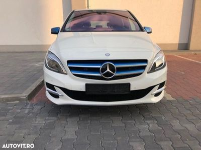 second-hand Mercedes B Electric Drive