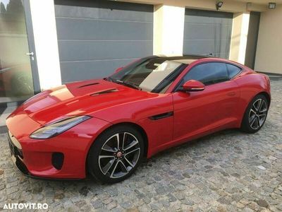 second-hand Jaguar F-Type Coupe