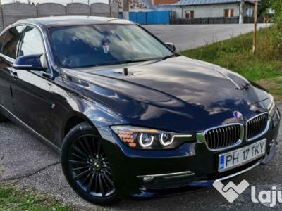 second-hand BMW 320 f30luxury 2013 e5 full piele led navi
