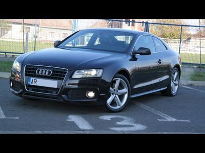 second-hand Audi A5 S-Line Coupe