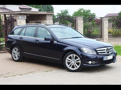 second-hand Mercedes C200 Avantgarde