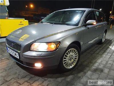 second-hand Volvo V50 2.0tdi 136cp Navigatie Piele Xenon 2006 Euro4 Full