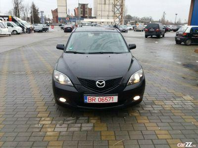 second-hand Mazda 3 facelift 1.6 benzina 105 cai Import Germania
