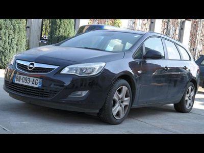 second-hand Opel Astra Caravan DEFECT