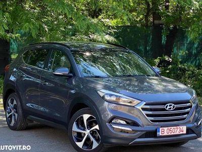 second-hand Hyundai Tucson