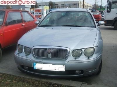 second-hand Rover 75 2000