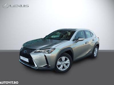 second-hand Lexus UX