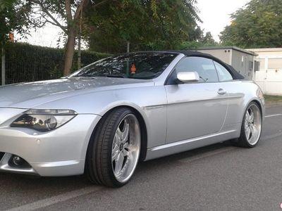 second-hand BMW 630 Cabriolet i